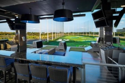 Topgolf is not ideal for snowball fights.
