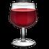 emoji wine