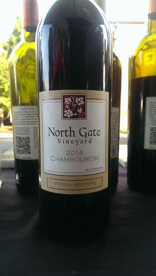 north gate chambourcin