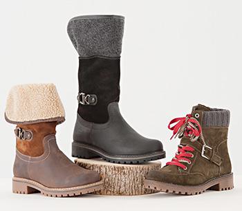 Cornblooms Boots