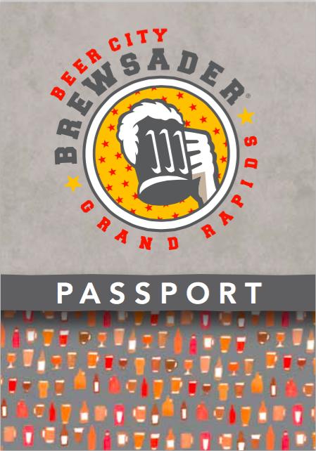 Brewsader passport