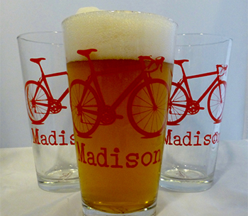 Pint Glasses: Orange Tree Imports