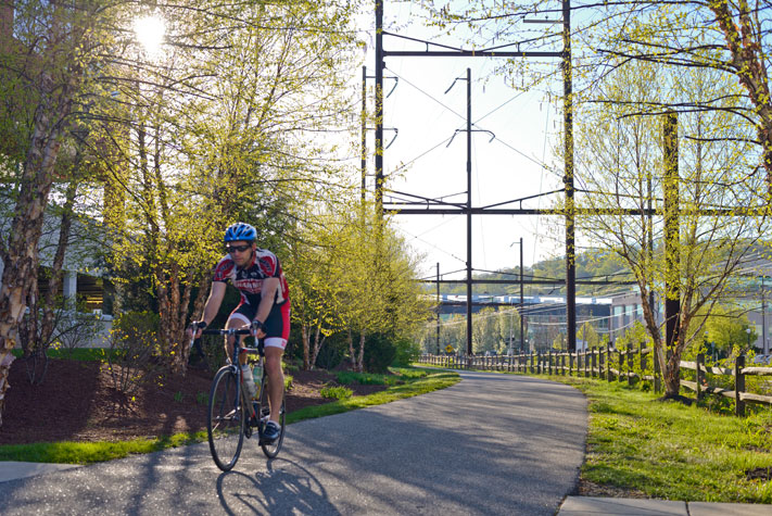 90 miles of trails are waiting to be conquered in Montgomery County.