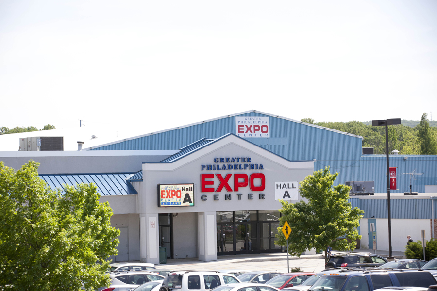 The Greater Philadelphia Expo Center offers a weekend of events.
