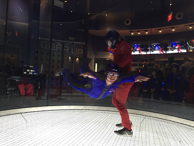 soaring with the ifly experts
