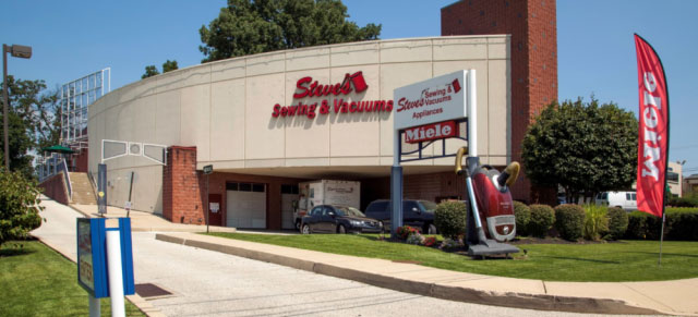 Steve's Sewing celebrates 25 years in business on January 16.