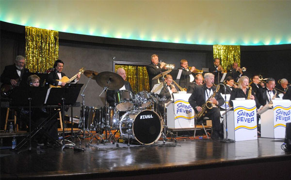 Swing Fever hits the Sunnybrook Ballroom on September 26.