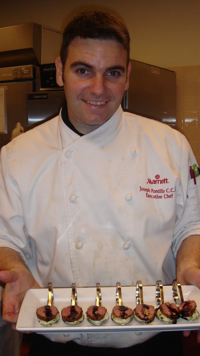 Chef Joe Pontillo