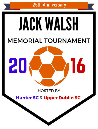 Tyler is organizing a donor drive during the Jack Walsh Soccer Tournament.