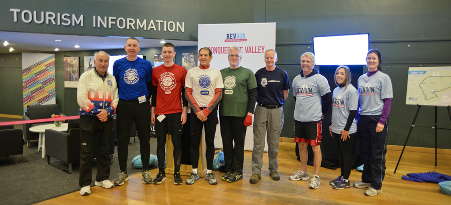 nine of the 16 10-year runners