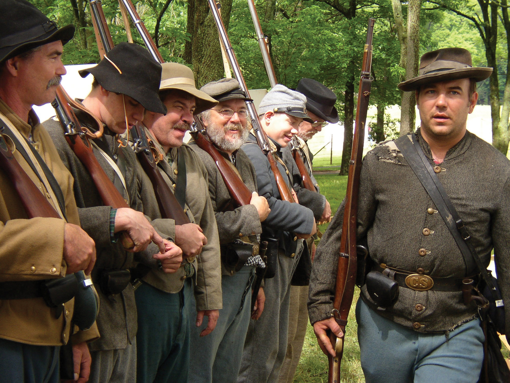 The Civil War comes to life at Pennypacker Mills this weekend.