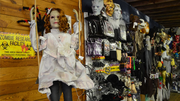 Welcome to Collegeville Costumes, Montco's Little Shop of Horrors