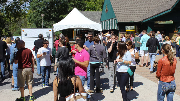 The Elmwood Park Zoo hosts its Oktoberfest Beer Tasting Festival on September 12