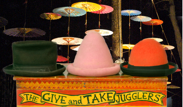 The Give & Take Jugglers
