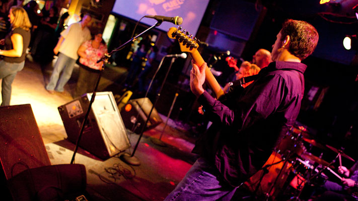 The Ardmore Music Hall is filled with the sound of the Grateful Dead this Friday night.