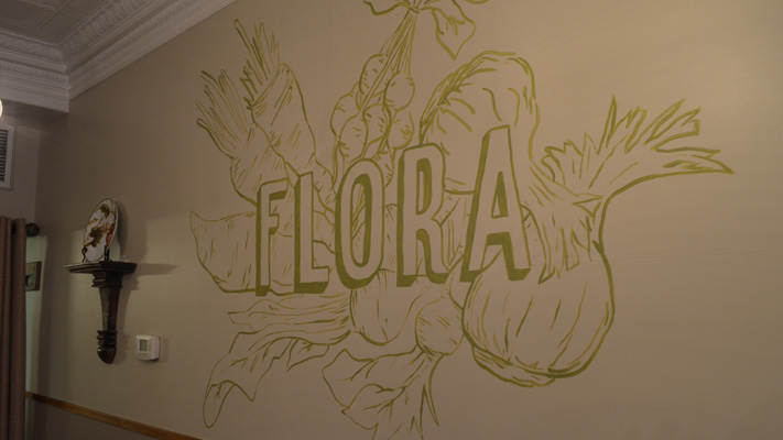Flora Restaurant in Jenkintown is one of the best vegan spots in Montgomery County.