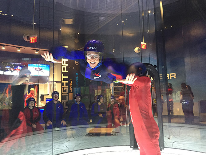 ifly soaring