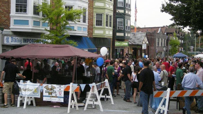 Get a head start on Oktoberfest in Downtown Ardmore