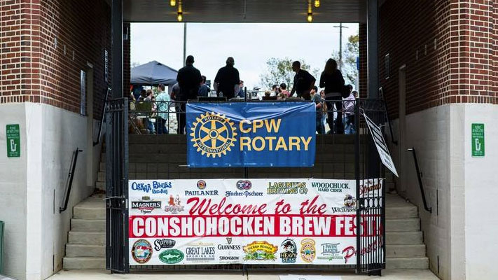Conshohocken Beer Fest takes over the Proving Grounds this Saturday.
