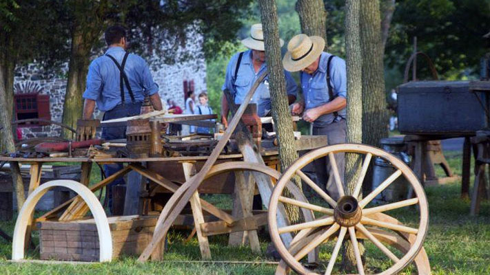 The annual Goschenhoppen Festival returns to Henry Antes Plantation this Friday and Saturday.