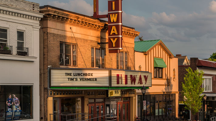 The Big Short is the featured film at Jenkintown's Hiway Theater this weekend.