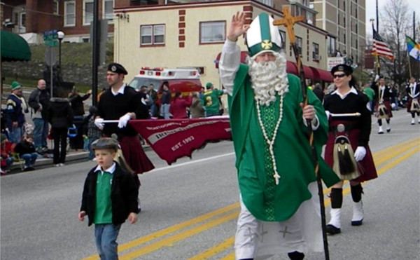 Conshohocken hosts Montgomery County's only St. Patrick's Day Parade on Saturday.