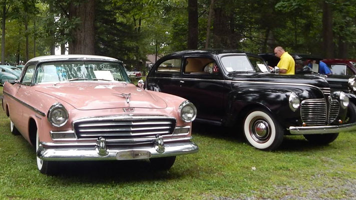 Car lovers will be flocking to Boyertown for Duryea Day on September 5.