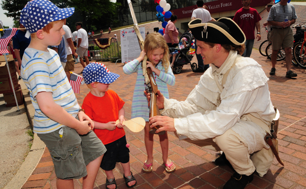 Community Picnic at Valley Forge National Historical Park