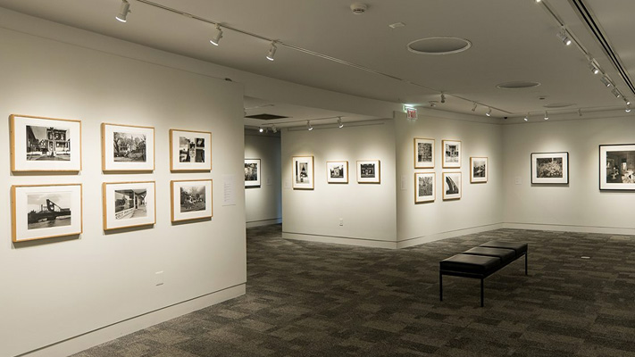 George Tice: Seldom Seen and Big Platinums is on display now through Sep. 6 at the Berman Museum of Art