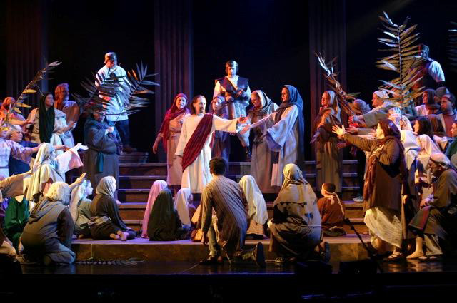 Jesus Christ Superstar opens March 24 at the Keswick Theatre.