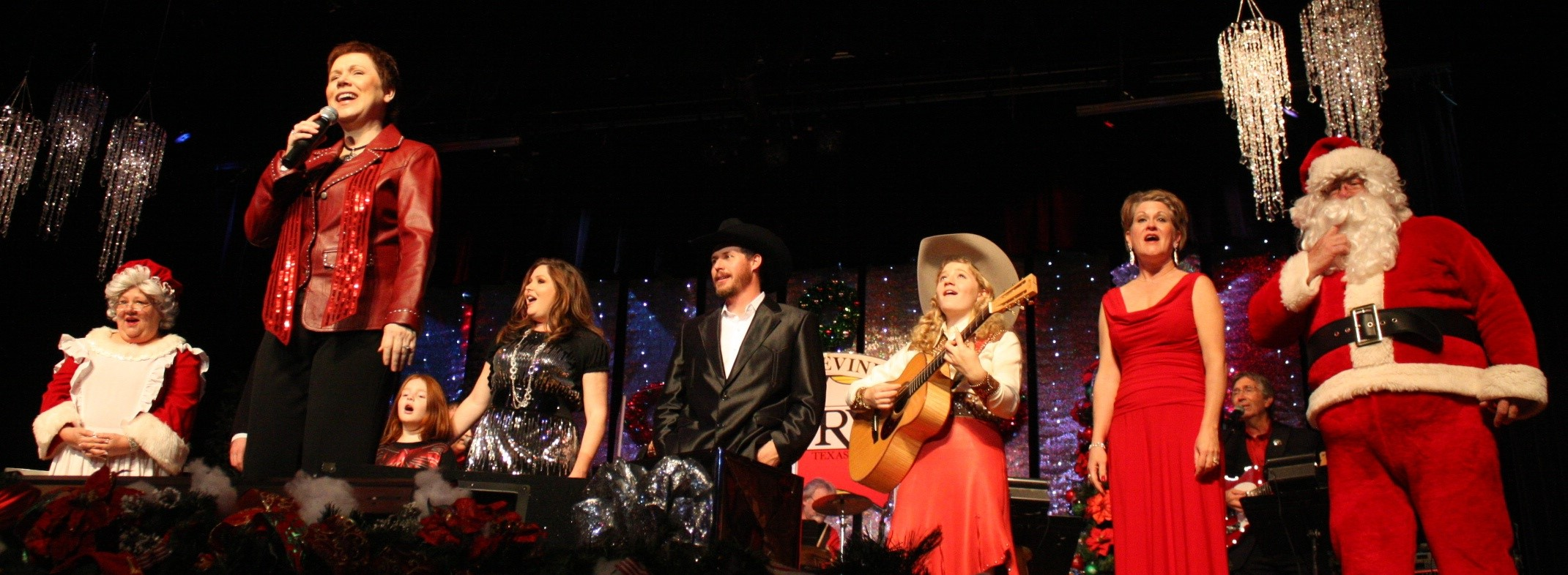 A Grapevine Opry Christmas