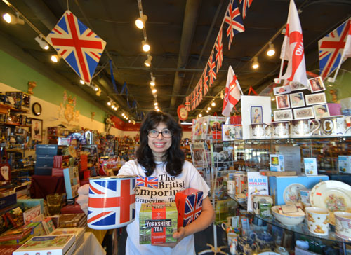 The Heart of the British Emporium, Sheela Kadam