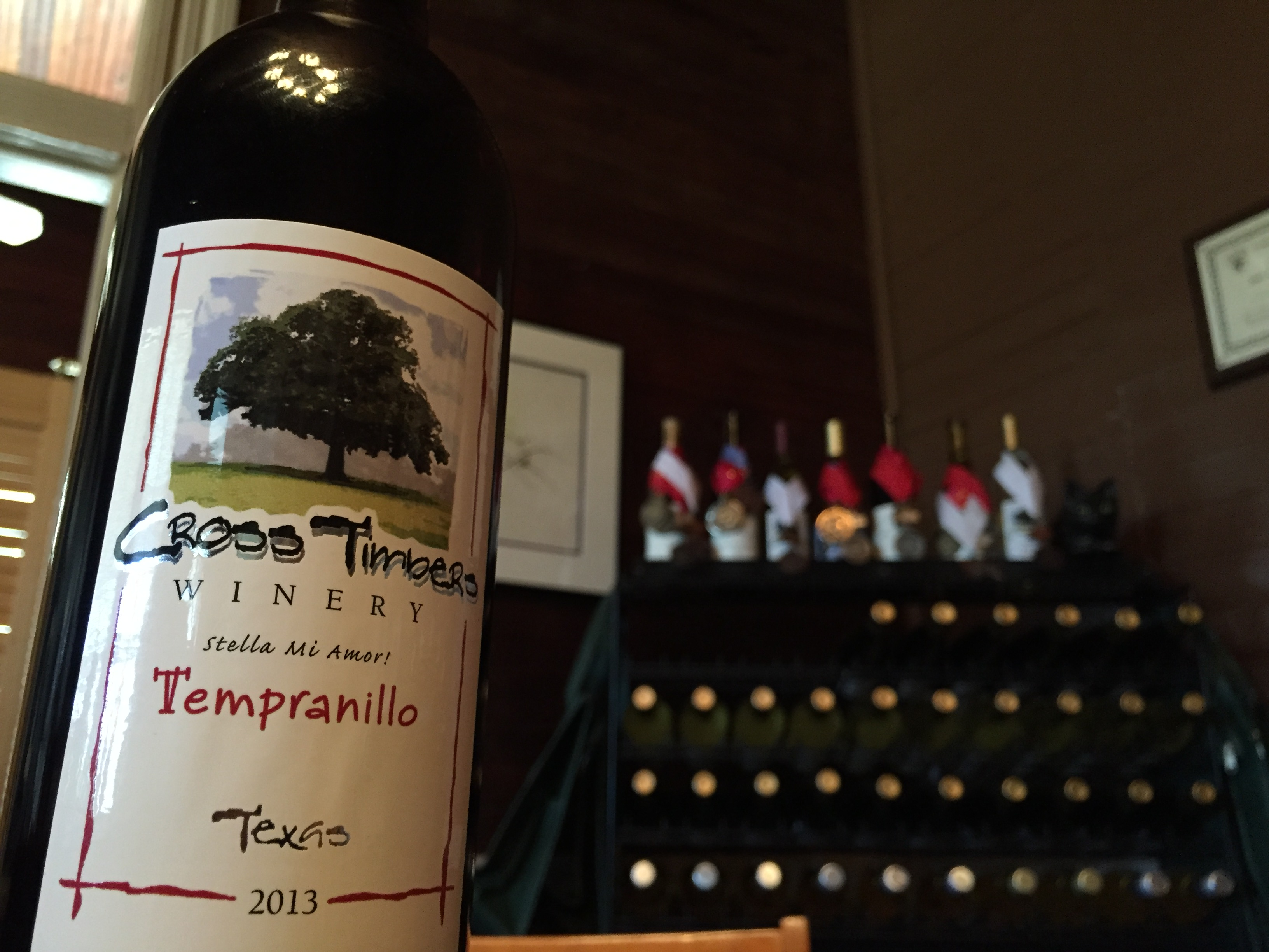 Cross Timbers Tempranillo