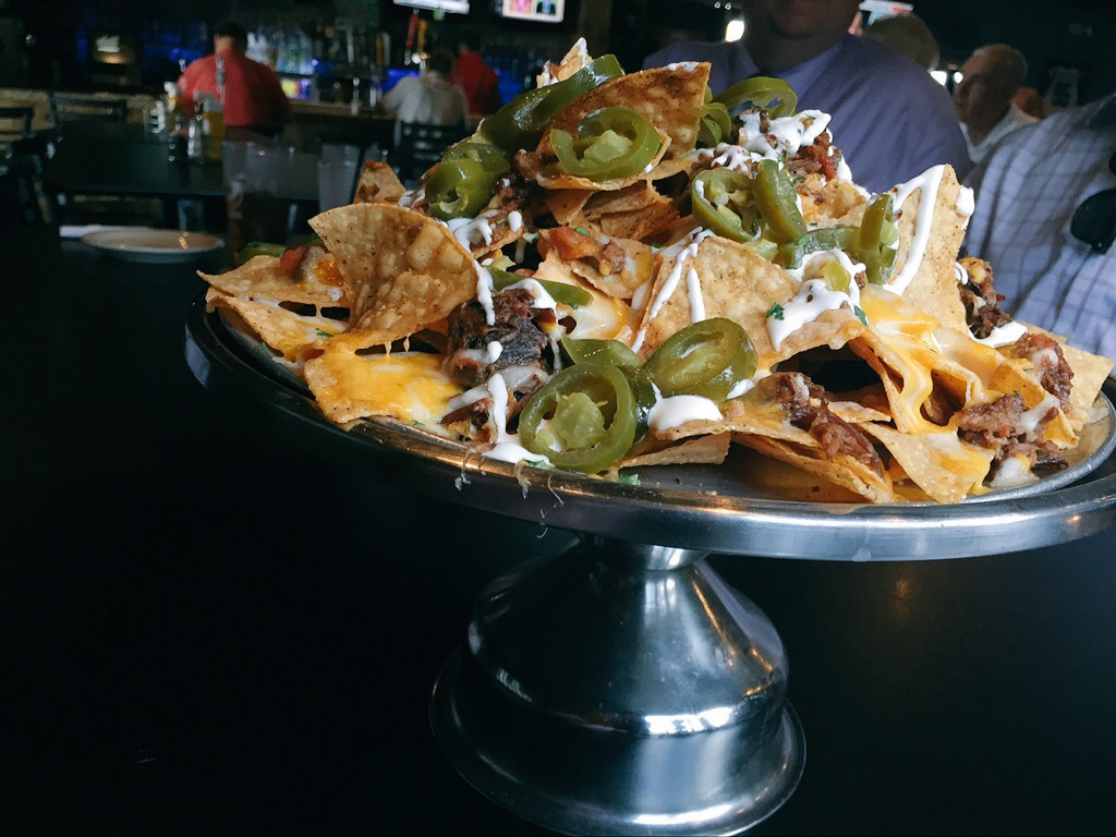 Mile High Nachos at Chill