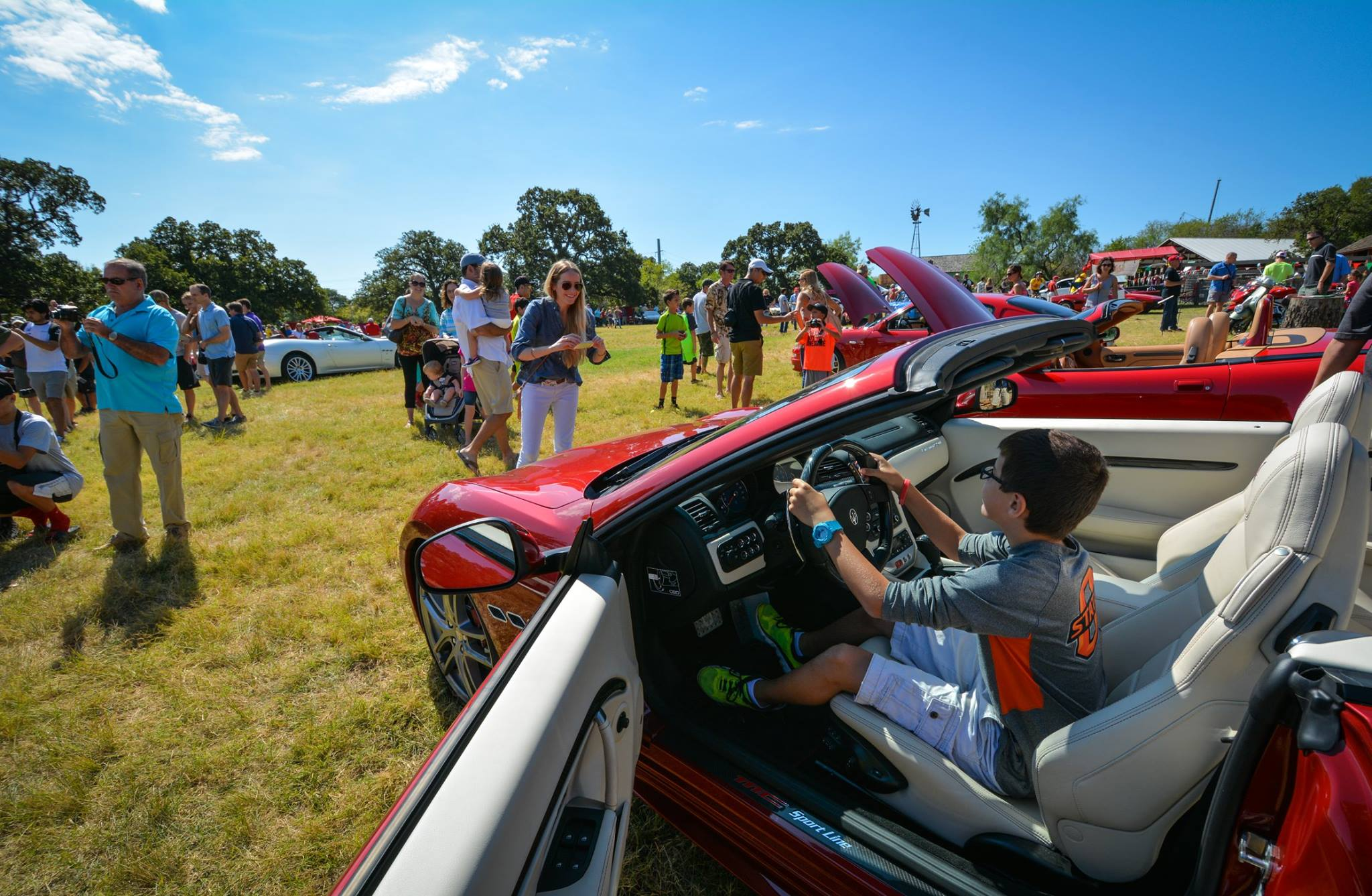 What Will Be Your Favorite Car at Next Year's Italian Car Fest?