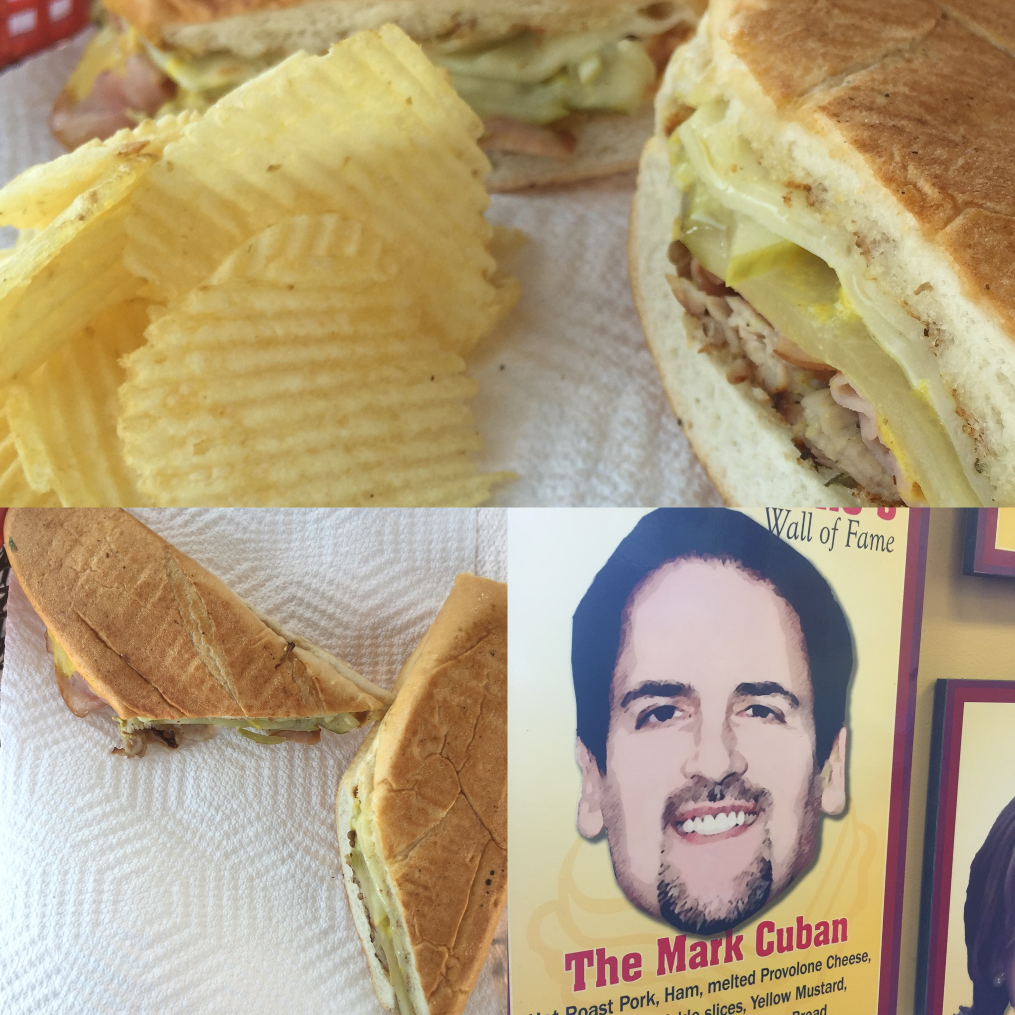 Try the Mark Cuban