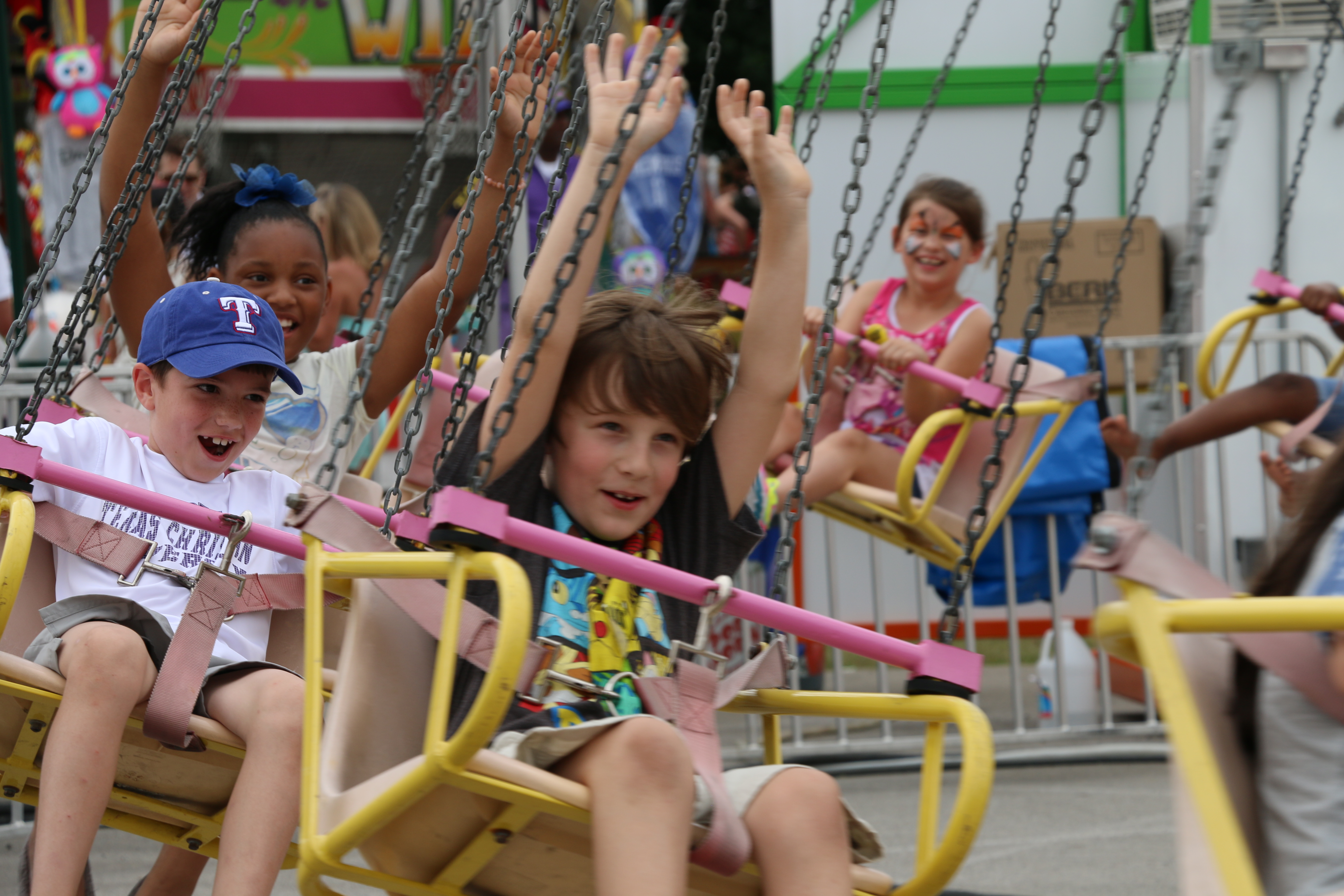 Go For A Ride at GrapeFest
