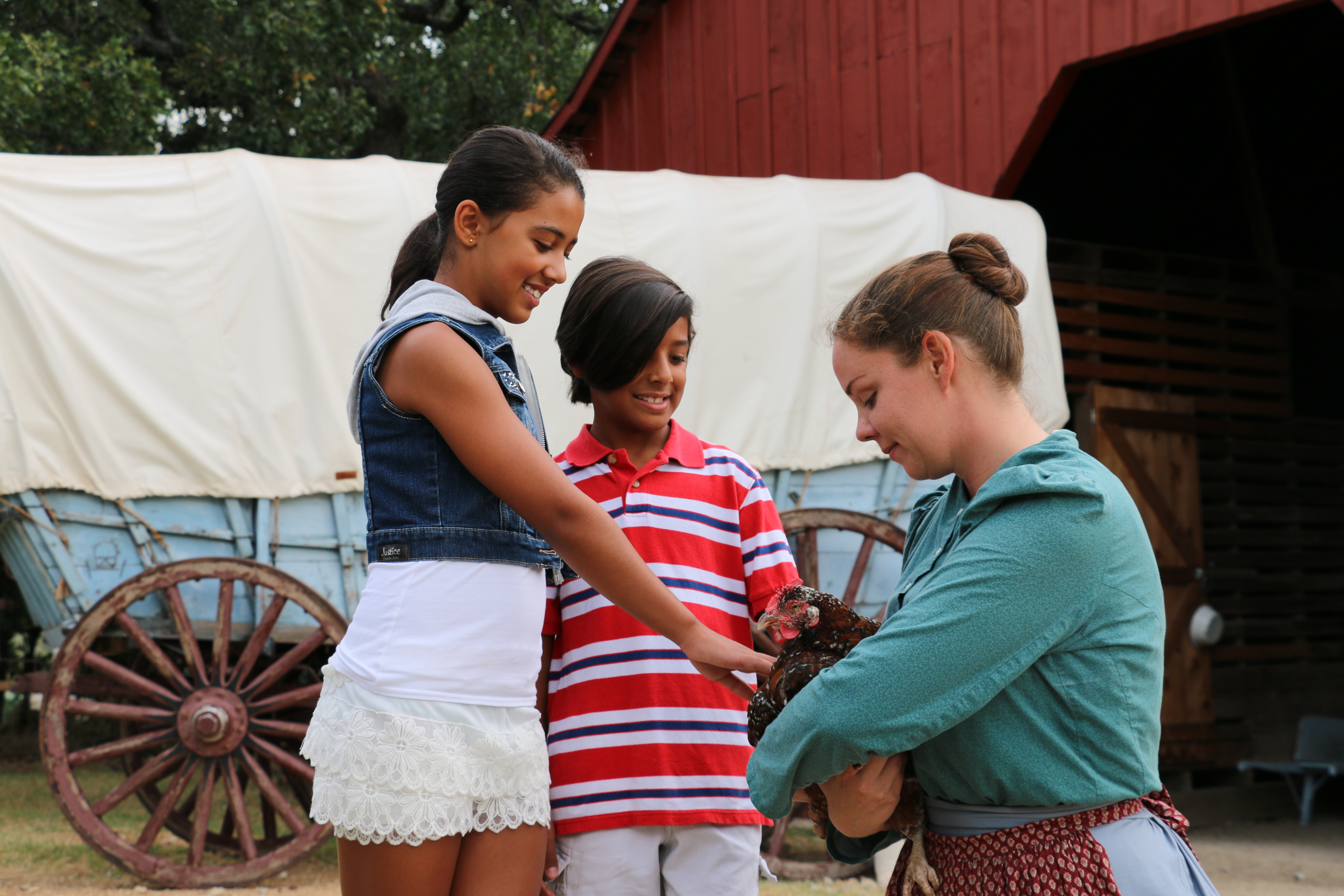 Come Out to Fall Round-Up at Nash Farm
