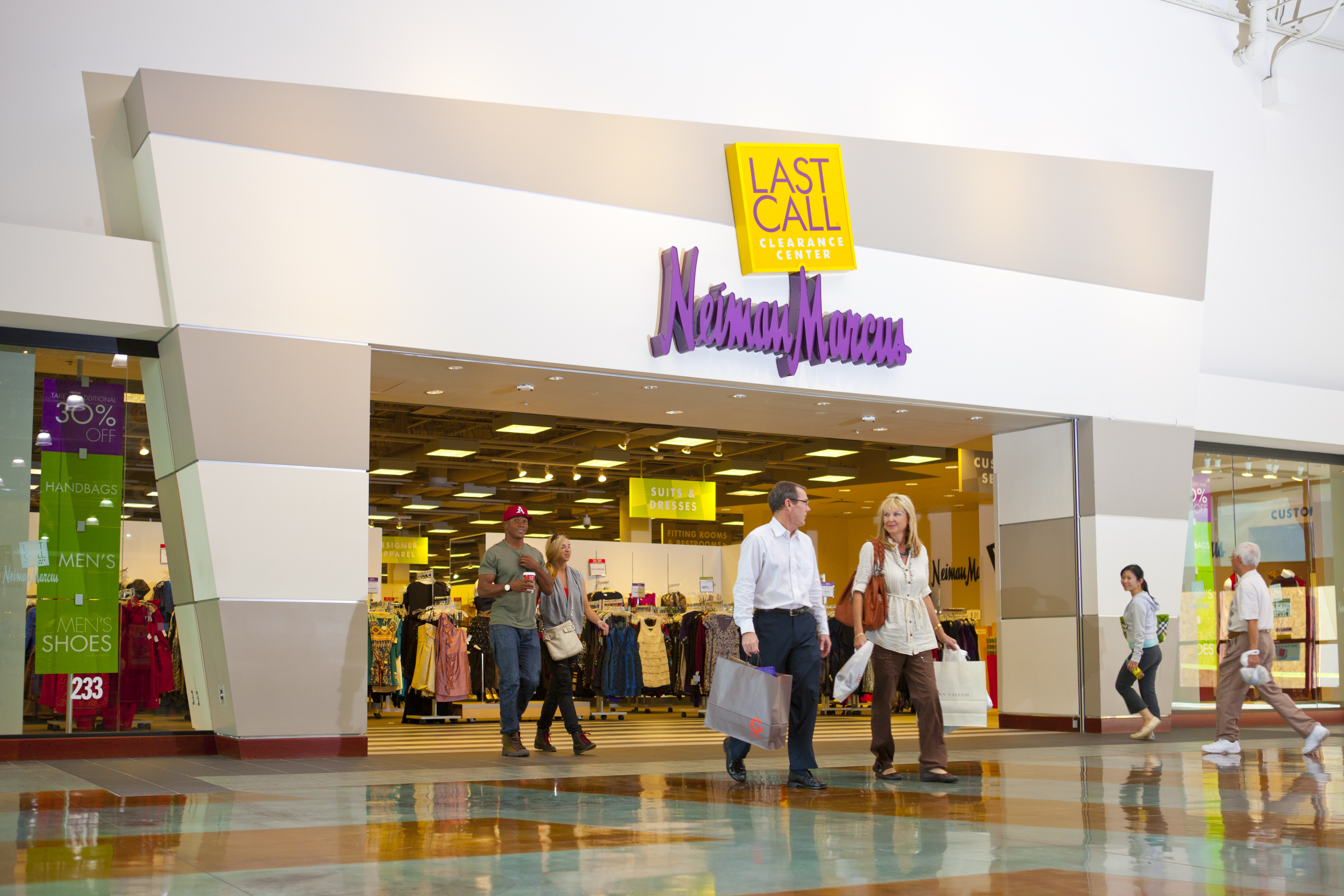 Shop 'Til You Drop at Grapevine Mills