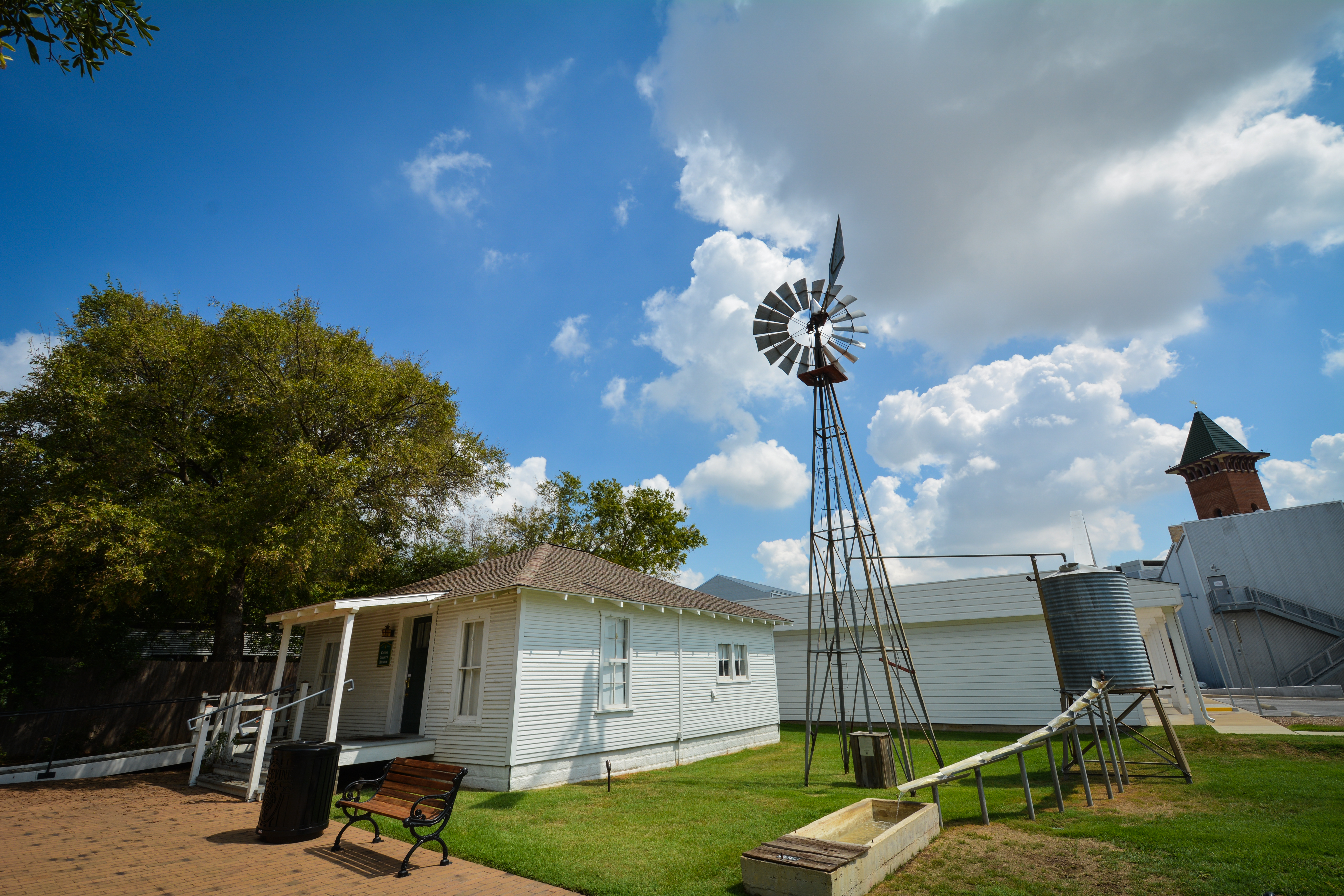Visit the Settlement to City Museums in Grapevine