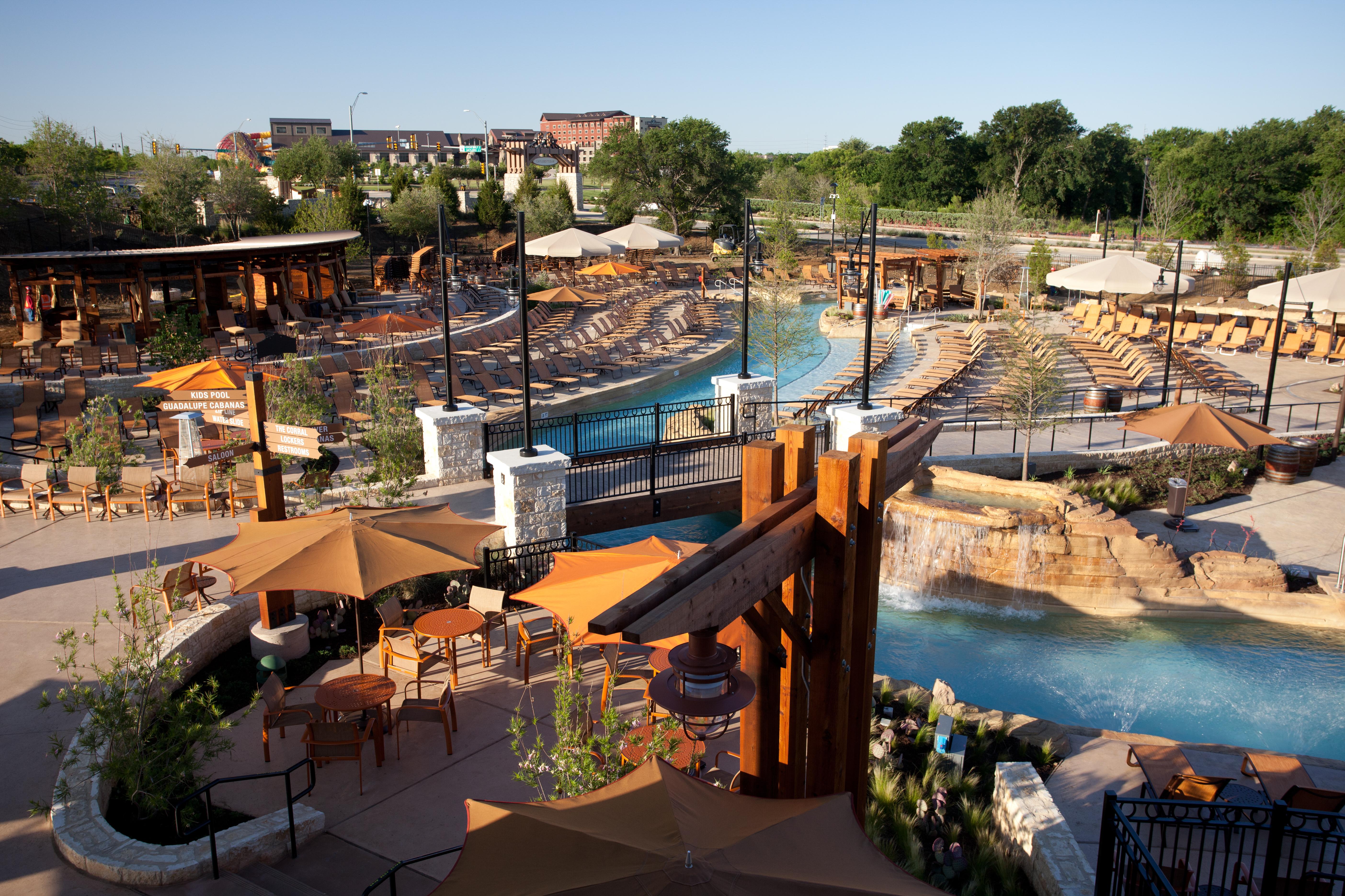 Dive Into Paradise Springs at Gaylord Texan