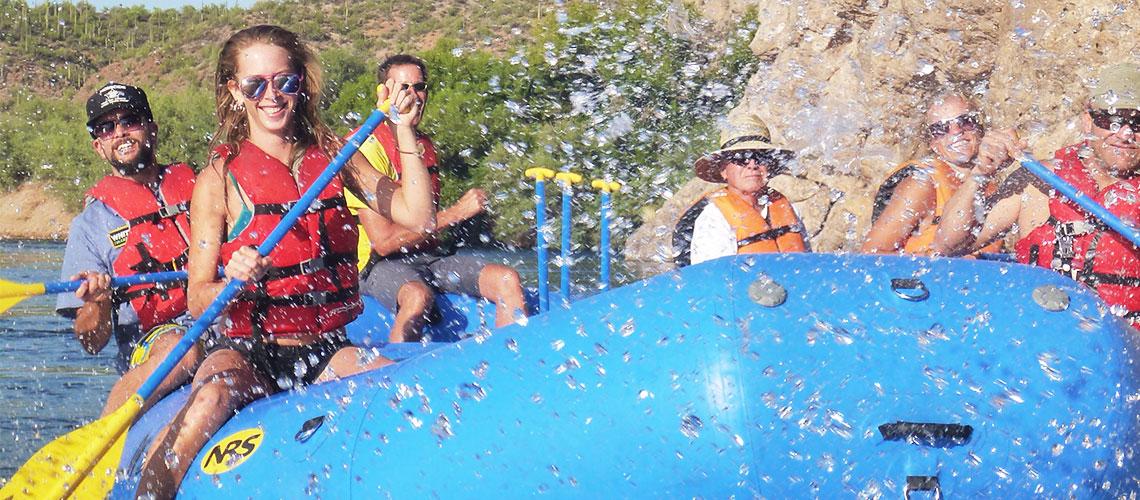 Weekender Rafting Photo