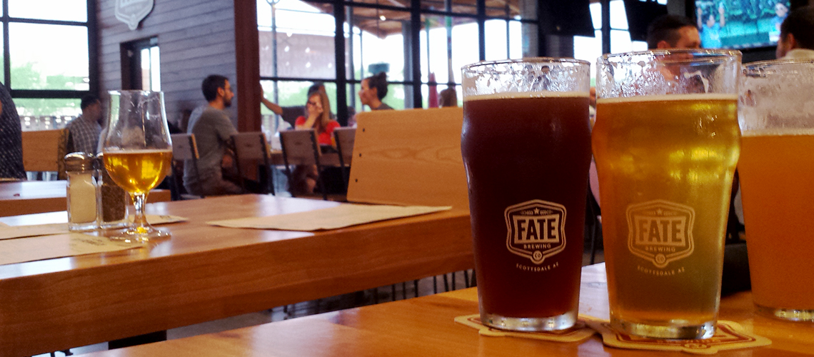 Fate Brewing Company South