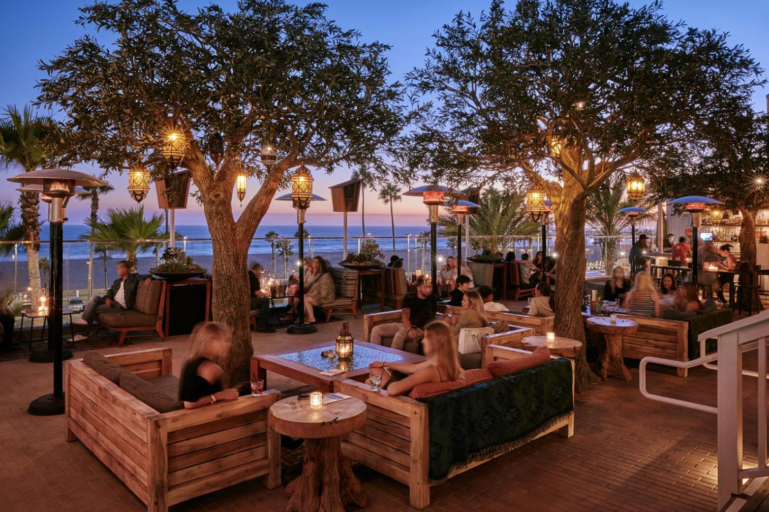 Huntington Beach Restaurants Beachfront Dining