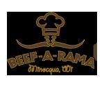 Beef-a-rama logo