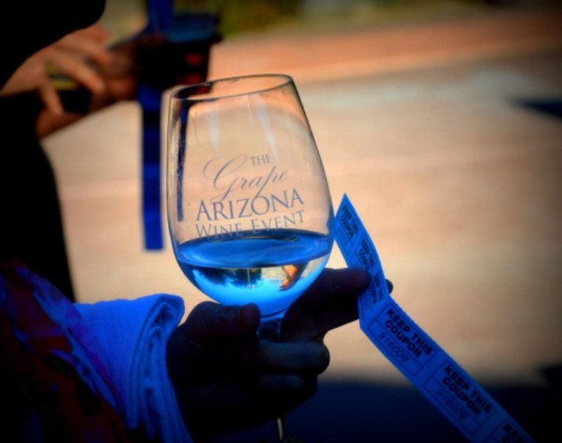 Grape Arizona Wine Event