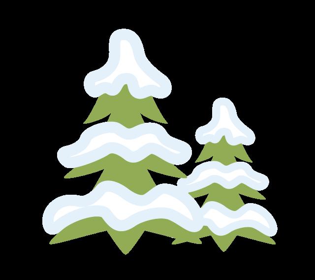 Trees 7 Sledding Hills graphic