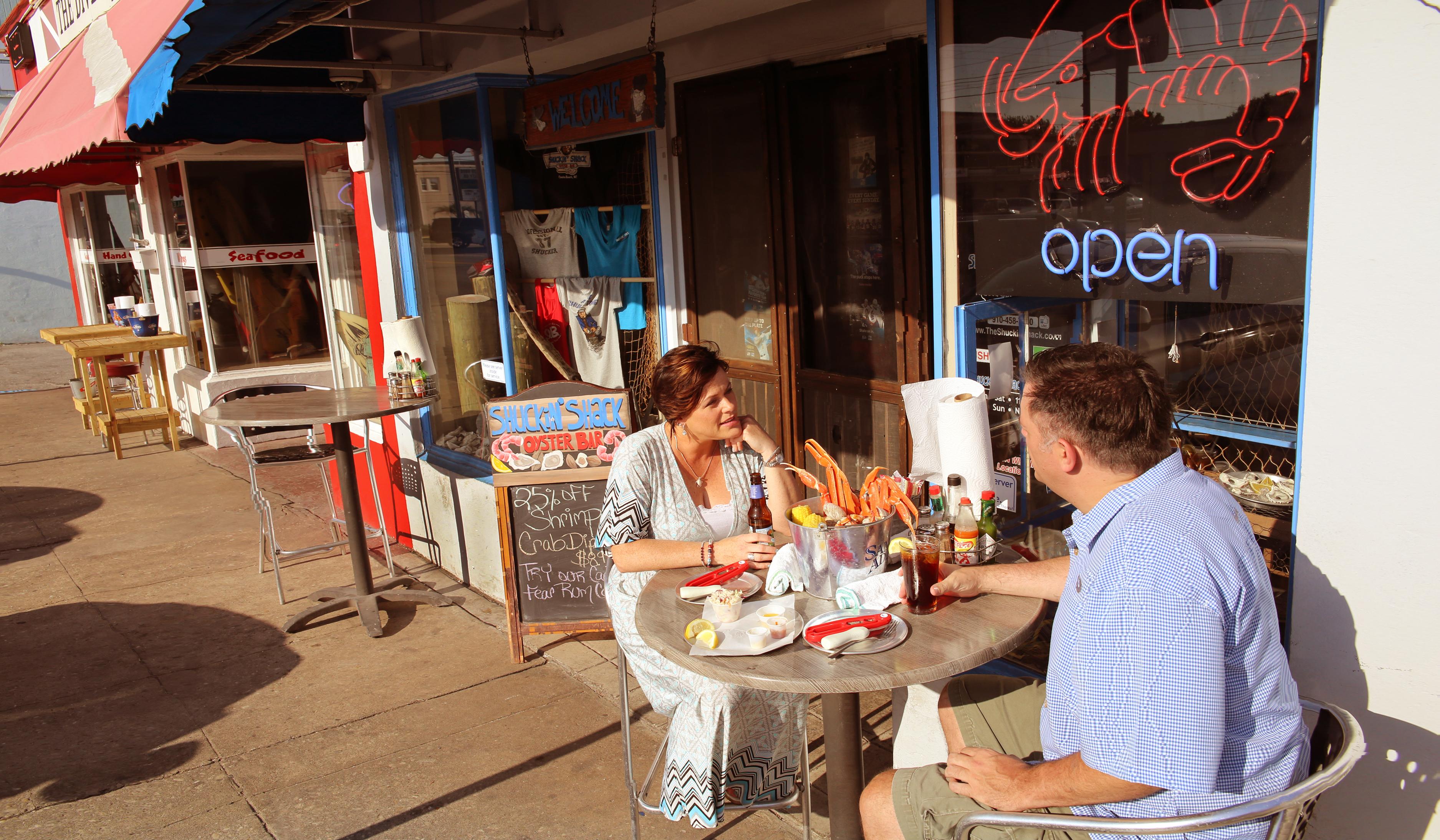 Restaurants Carolina Beach NC Official Tourism Site