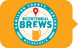 Bicentennial Brews logo blurb