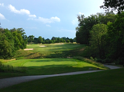 The Fort Hole #18